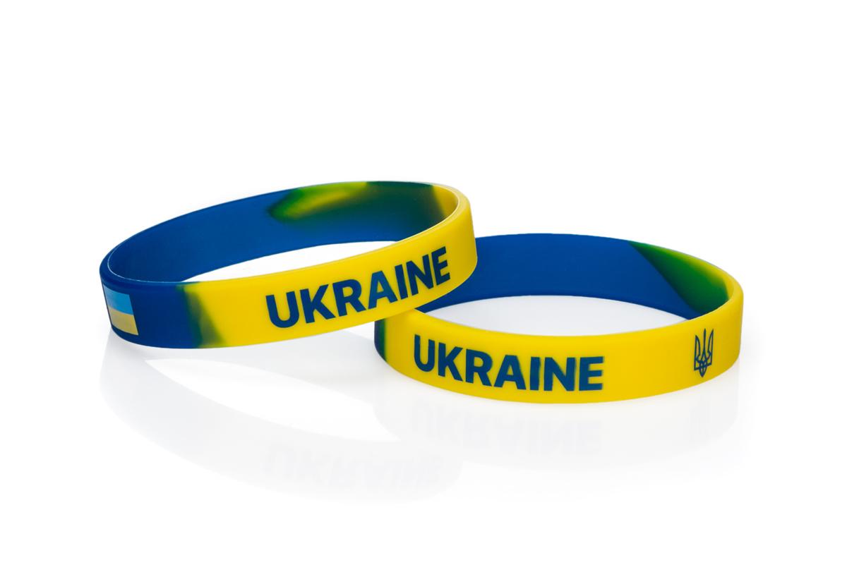 Браслет силіконовий Україна