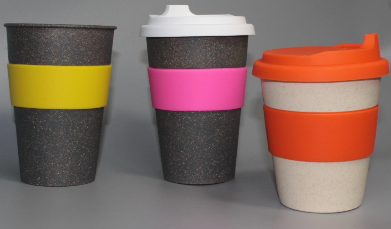 Разноцветная чашка
