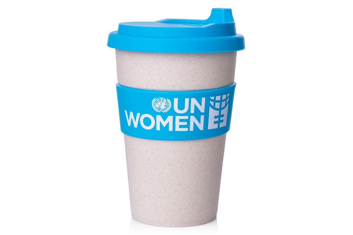 Эко бабук, чашка с логотипом