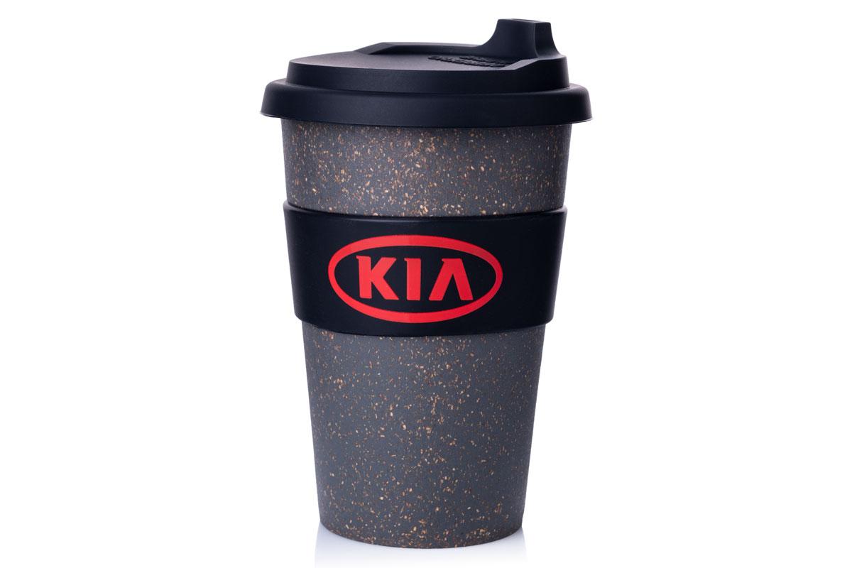 кофе на вынос, чашка с эко бамбука